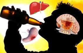 Hình 5. Ngộ độc rượu mạn tính