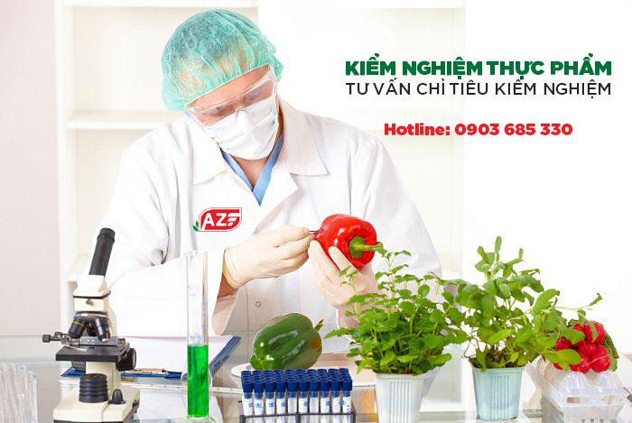 Kiểm nghiệm thực phẩm - Hotline: 0903 685 330