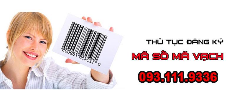 Thủ tục đăng ký Mã số mã vạch tại AZF - 093.111.9336