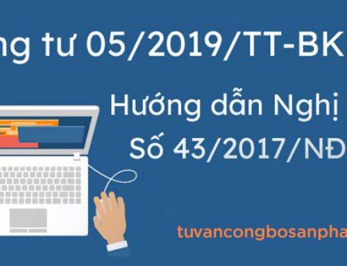 Thông tư 05/2019/TT-BKHCN hướng dẫn cách ghi nhãn hàng hóa